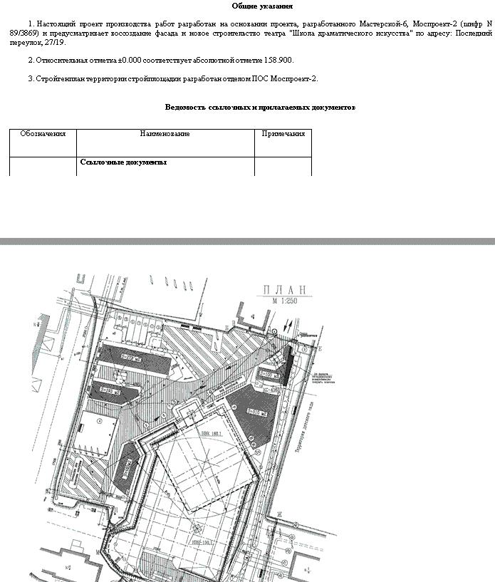 30030. ППР 7388. Пример автоматизированной разработки проекта производства работ