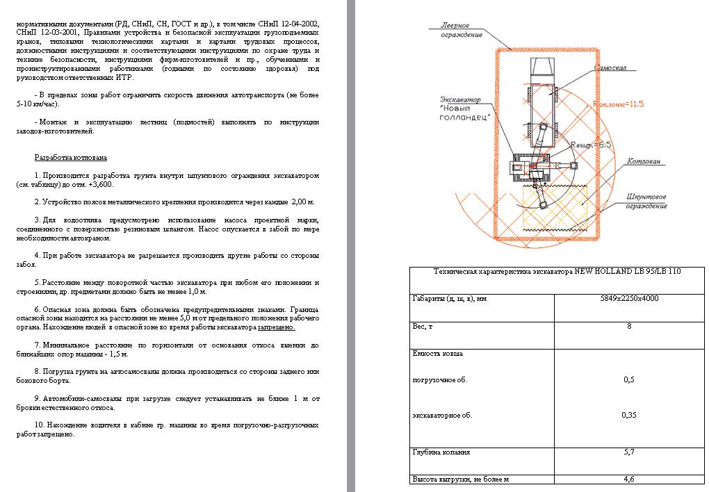 30070. Проект производства работ (ППР) .Санация существующего водовода d=300 мм методом протаскивания